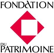 logo fondation du patrimoine