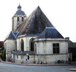 Sacristie St Sauveur Bellême