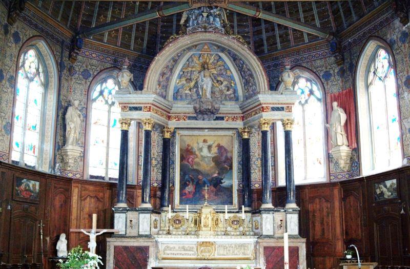 St Sauveur choeur 2