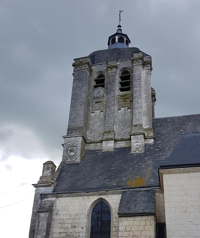 2. le clocher